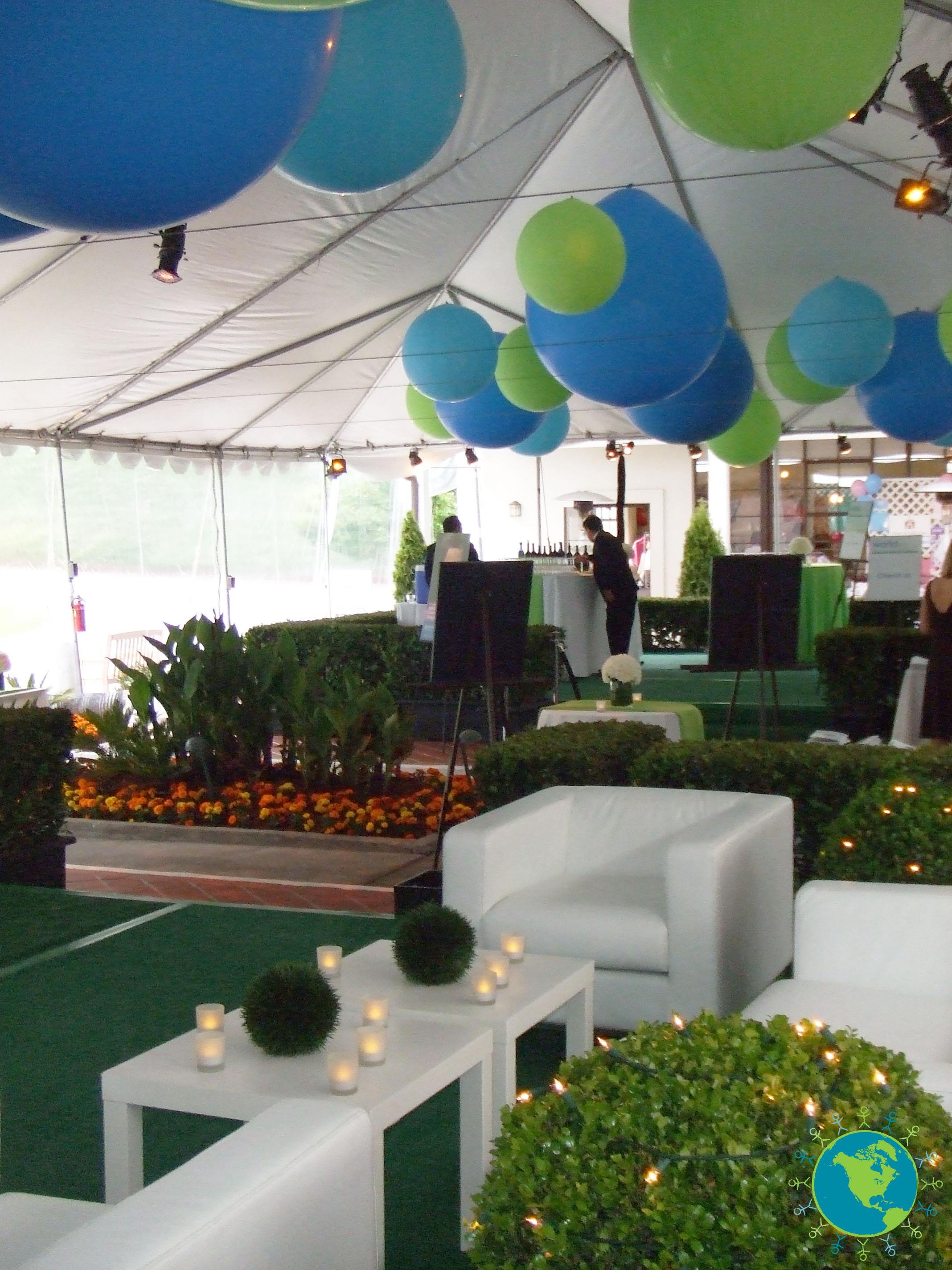 event space event decorations - Event Decorations